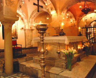 Базилика св. Николая Чудотворца г. Бари, Италия