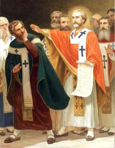 Житие святого Николая