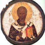 Никола Дворищский. XII в. Новгород
