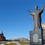 Памятник святому Николаю, Анадырь, Россия