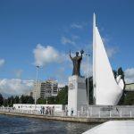 Памятник Николаю Угоднику, Калининград, Россия