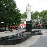 Памятник Николаю Чудотворцу, Николаев, Украина