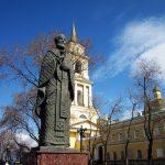 Памятник святителю Николаю, Пермь, Россия